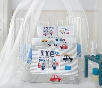 Детский постельный комплект ТМ Clasy City Car