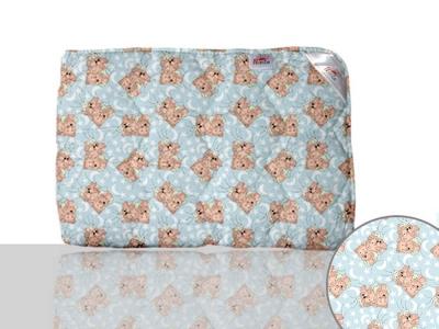 Одеяло ТМ Novita 10-0313 Blue