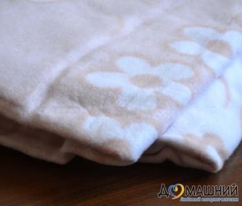 Одеяло детское ТМ Ярослав в подарочной упаковке 45006 розовое