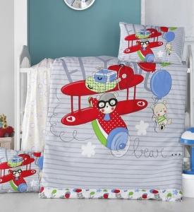 Детский постельный комплект ТМ LightHouse Flying