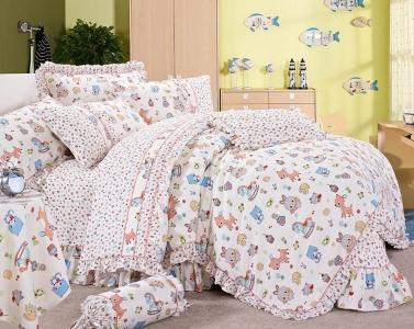 Детский постельный комплект ТМ Love You CR-17016