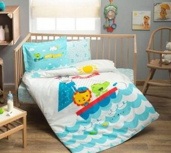 Детский постельный комплект ТМ TAС Fisher Price Baby Boy