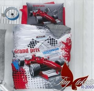 Подростковый постельный комплект ТМ TAG ранфорс R-2093