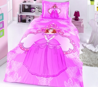Подростковое постельное белье ТМ Gokay Princess Flora