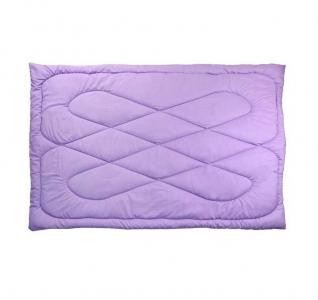 Одеяло зимнее ТМ Руно силиконовое Сиреневое