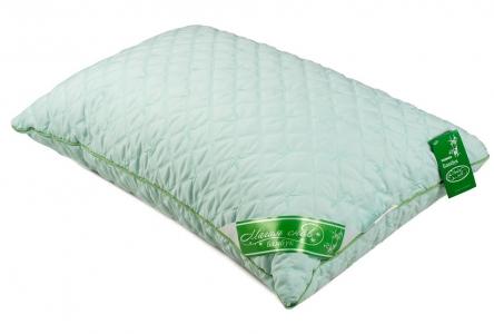 Подушка со стёганым чехлом ТМ Магия снов Бамбук