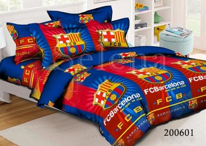 Подростковое постельное белье ТМ Selena ранфорс 200601 Барселона