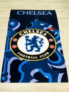 Полотенце велюровое пляжное Турция Chelsea 75х150 см