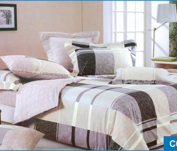 Постельное белье ТМ Leleka-Textile сатин С012
