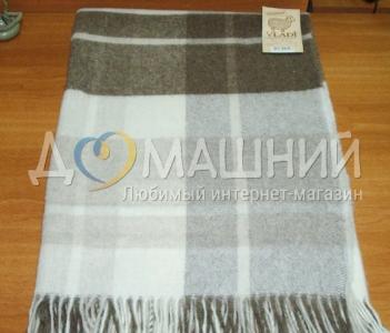 Плед кашемир-меринос ТМ Vladi элитная коллекция 140х200