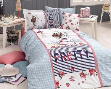 Подростковый постельный комплект ТМ First Choice Pretty