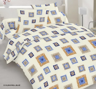 Постельное белье ТМ Nostra бязь Gold 30-0193 Light Blue