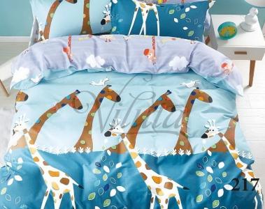 Подростковое постельное белье ТМ Вилюта сатин-твил 217