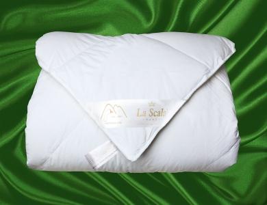 Одеяло пуховое ТМ La Scala Тибетский гусиный пух (ODPG)