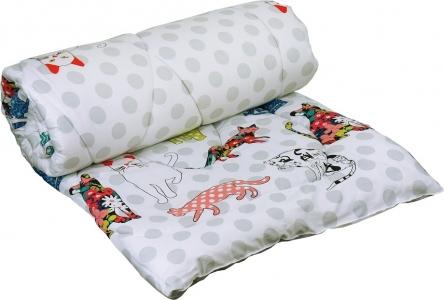 Одеяло двустороннее ТМ Руно Cat