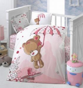 Детский постельный комплект ТМ Arya Tonton