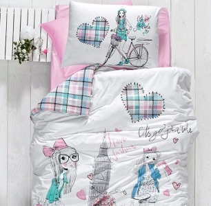 Подростковый постельный комплект ТМ First Choice Ecem