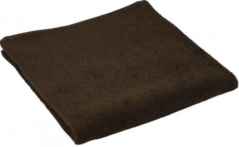 Полотенце махровое ТМ Руно коричневое