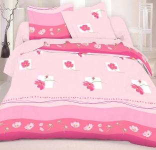 Постельное белье ТМ Nostra бязь-люкс 20-0102 Pink