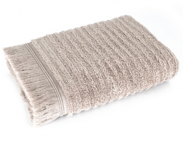 Полотенце махровое ТМ Irya Superior Beige