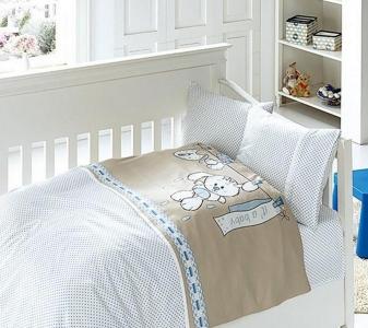 Детский постельный комплект ТМ First Сhoice Baby Mavi