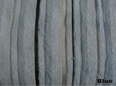 Полотенце ТМ Arya бамбук-жаккард Floslu голубое 90X150