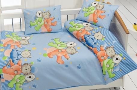 Детский постельный комплект ТМ Class ранфорс Dus v2