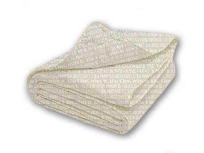 Одеяло шерстяное ТМ Novita 40-0915 grey