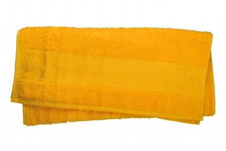Полотенце ТМ Hanibaba Bamboo жёлтое