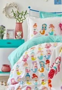 Подростковое постельное белье ТМ Karaca Home Sirena