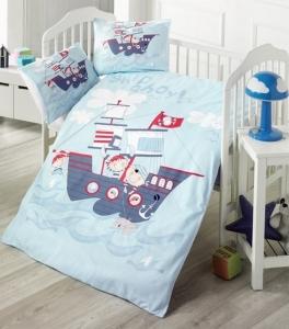Детский постельный комплект ТМ LightHouse Ships