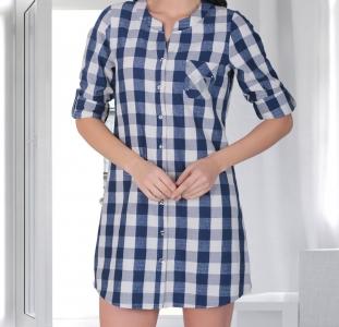 Халат ТМ Cocoon женский фланель 11-3507 Laci
