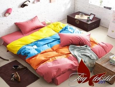 Постельное белье ТМ TAG поплин Color mix APT031