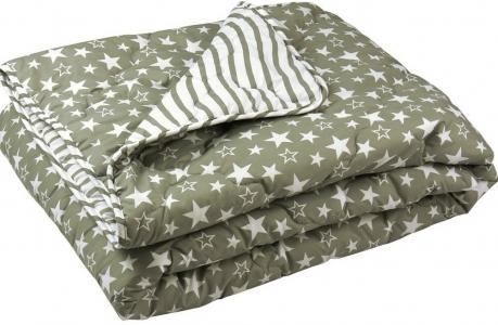 Одеяло зимнее ТМ Руно силиконовое Star 172х205