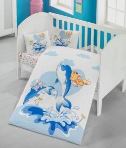 Детский постельный комплект ТМ LightHouse Ocean