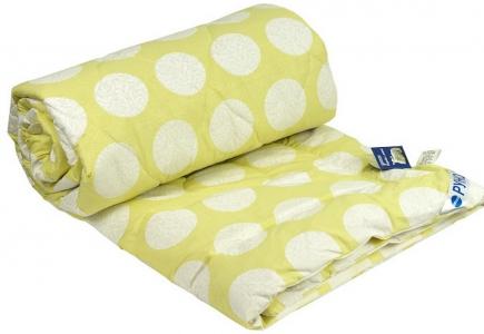 Одеяло демисезонное ТМ Руно Комфорт салатовое 172х205