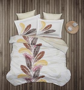 Постельное бельё ТМ Mariposa сатин люкс plume v2 евро-размер