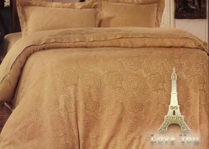 Постельное бельё ТМ Love You жаккард с вышивкой 1-14 евро-размер