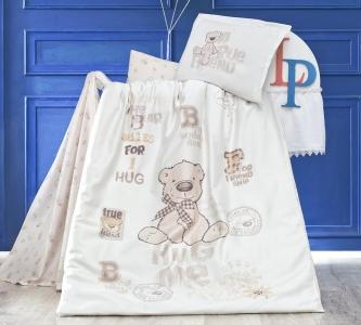 Детский постельный комплект ТМ Luoca Patisca Benard