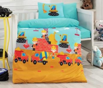 Детский постельный комплект ТМ Class ранфорс Mikser