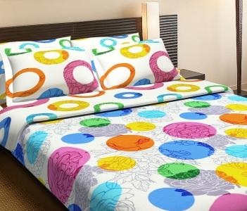 Постельное бельё ТМ ТOP Dreams Цветочное конфети