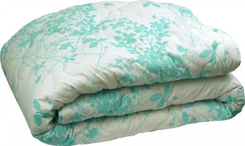 Одеяло зимнее ТМ Руно 321.02 ШУ голубого цвета