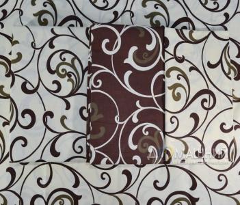 Простынь ТМ Вилюта цвета в ассортименте Вензеля