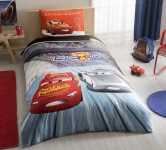 Подростковый постельный комплект ТМ TAС Cars 3
