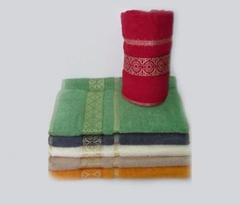 Набор полотенец из хлопка ТМ Gulcan Cotton Etnik