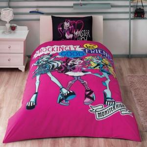 Подростковый постельный комплект ТМ TAС Monster High Best Friends