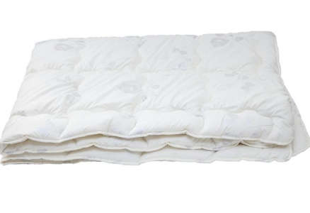Одеяло зимнее ТМ ТЕП Pure Wool Тик