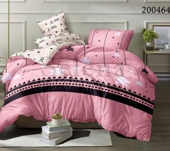 Постельное белье ТМ Selena ранфорс Розовое Настроение 200464
