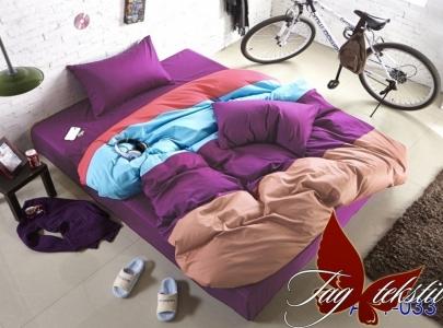 Постельное белье ТМ TAG поплин Color mix APT033