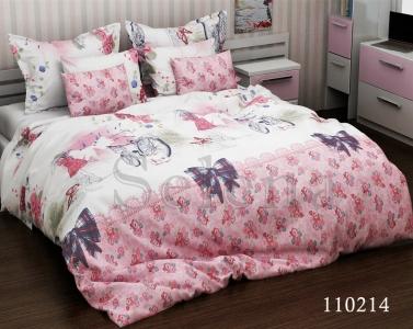 Подростковое постельное белье ТМ Selena бязь Утренняя прогулка 110214